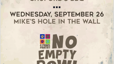#NoEmptyBowl — September, 2018